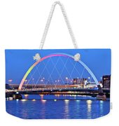 Glasgow, Scotland Weekender Tote Bag