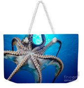 Hawaii, Day Octopus Weekender Tote Bag