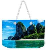 Krabi Beach 2 Weekender Tote Bag