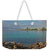 10- Lake Worth Inlet Weekender Tote Bag