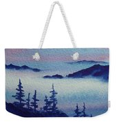 10 Mile Overlook Weekender Tote Bag