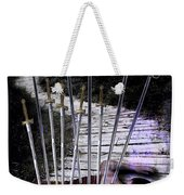 10 Of Swords Weekender Tote Bag