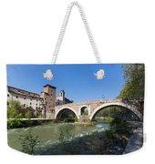 Rome, Italy Weekender Tote Bag