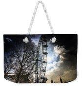 The London Eye Art Weekender Tote Bag