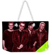 U2 Collection Weekender Tote Bag