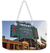 100 Years At Fenway Weekender Tote Bag