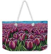 1000 Tulpis Weekender Tote Bag