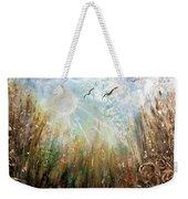#1005 Golden Rays Weekender Tote Bag