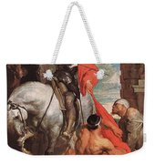 10298 Anthony Van Dyck Weekender Tote Bag