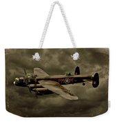 103 Squadron Avro Lancaster Weekender Tote Bag