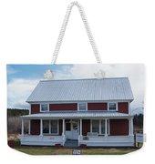 108 Mile Road House Weekender Tote Bag