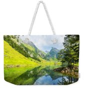 Nature Landscapes Prints Weekender Tote Bag