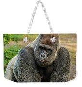 10898 Gorilla Weekender Tote Bag