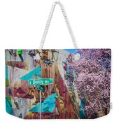 10th And Denny Weekender Tote Bag