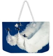 Air Show Weekender Tote Bag