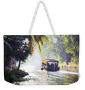 Backwaters Kerala - India Weekender Tote Bag