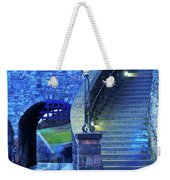 Edinburgh Castle, Scotland Weekender Tote Bag