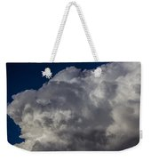 First Nebraska Storm Chase 2015 Weekender Tote Bag