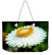 Flower Blossom Weekender Tote Bag