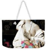 Goddess Weekender Tote Bag