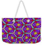 Kaleidoscope 3 Weekender Tote Bag