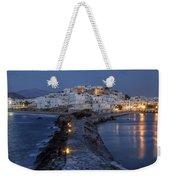 Naxos - Cyclades - Greece Weekender Tote Bag