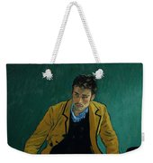 Armand Roulin At The Police Station Weekender Tote Bag