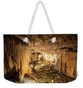 Onondaga Cave Formations Weekender Tote Bag