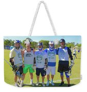 Play For Parkland  Weekender Tote Bag