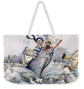 Presidential Campaign 1904 Weekender Tote Bag