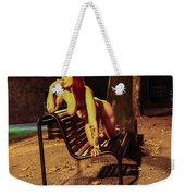 Shay Hendrix Weekender Tote Bag