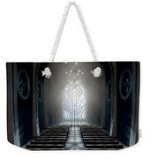 Stained Glass Window Church Weekender Tote Bag