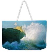 Nature Landscape Work Weekender Tote Bag