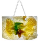 11264 Flower Abstract Series 02 #17 - Carnation Weekender Tote Bag