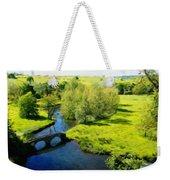 Landscape Definition Nature Weekender Tote Bag