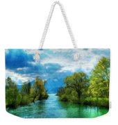 Nature New Landscape Weekender Tote Bag