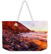 Nature Cool Landscape Weekender Tote Bag