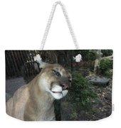 1153 - Mountain Lion Weekender Tote Bag