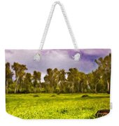 Landscape Nature Scene Weekender Tote Bag