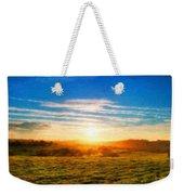 Nature Landscape Art Weekender Tote Bag