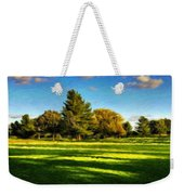 Nature Pictures Of Oil Paintings Landscape Weekender Tote Bag