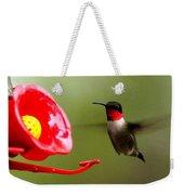 1164 - Hummingbird Weekender Tote Bag