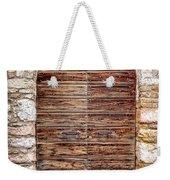 1165 Assisi Italy Weekender Tote Bag