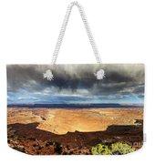 1174 Brewing Desert Storm Weekender Tote Bag
