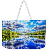 Nature Art Landscape Canvas Art Paintings Oil Weekender Tote Bag