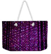 Abstract Lights Weekender Tote Bag
