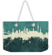 Berlin Germany Skyline Weekender Tote Bag