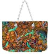 Birds Symphony Weekender Tote Bag