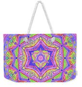 Birth Mandala- Blessing Symbols Weekender Tote Bag