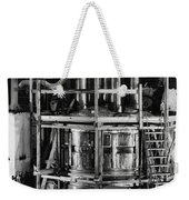 12 Foot Liquid Hydrogen Bubble Chamber Weekender Tote Bag